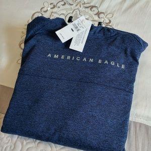 American Eagle men's hoodie xs NWT